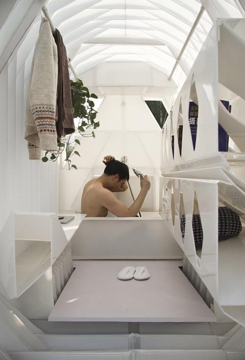 TQ: Vợ chồng trẻ thích thú mua nhà di động giá rẻ - 6