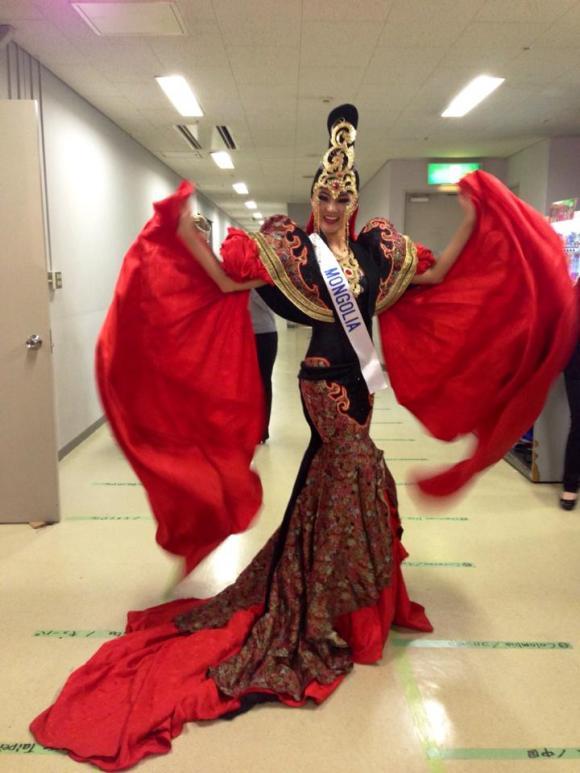 Đặng Thu Thảo ,Hoa hậu Quốc tế 2014 ,Miss International 2014
