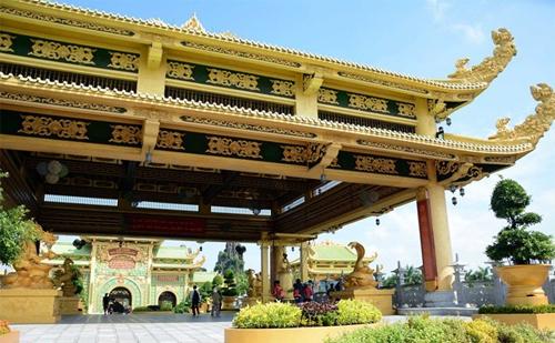 Dũng Lò Vôi, Huỳnh Uy Dũng, Khu du lịch Đại Nam