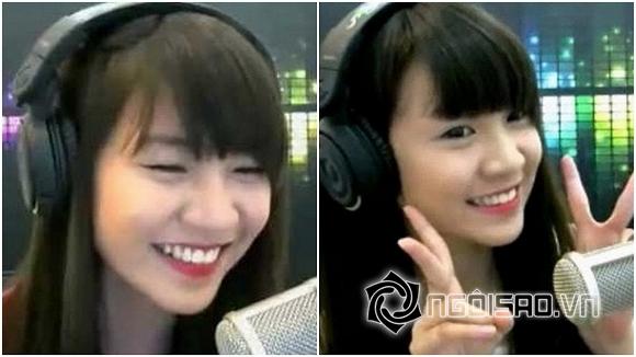 9X, xinh đẹp, tài năng, nổi tiếng, đọc rap,Trần Huỳnh Như,9x đọc rap