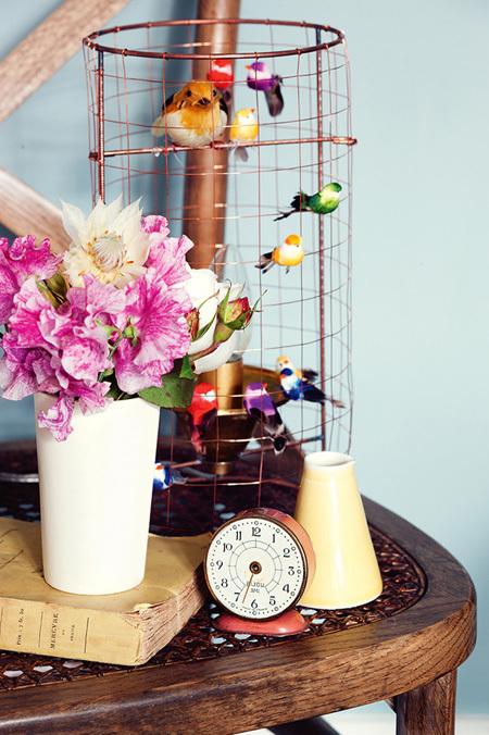 goi y cach trang tri nha bang hoa tuoi cuc an tuong5 Chia sẻ cách trang trí nhà bằng hoa tươi cực ấn tượng