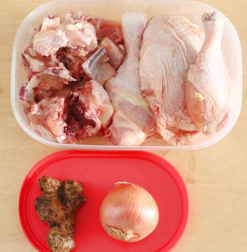 Cơm gà luộc, Cách làm Cơm gà luộc, Món ăn ngon