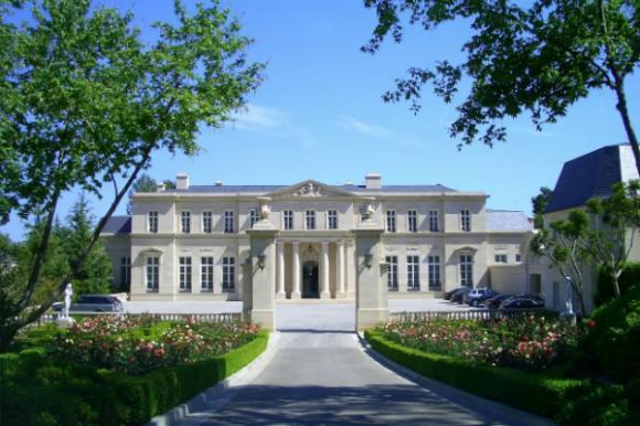 fleur de lys Chiêm ngưỡng 10 ngôi nhà được thèm muốn nhất trên thế giới