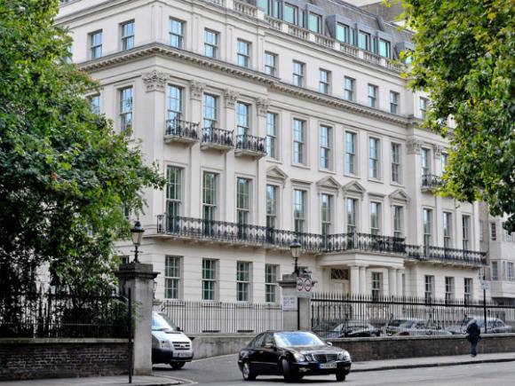 londonhus997432a Chiêm ngưỡng 10 ngôi nhà được thèm muốn nhất trên thế giới