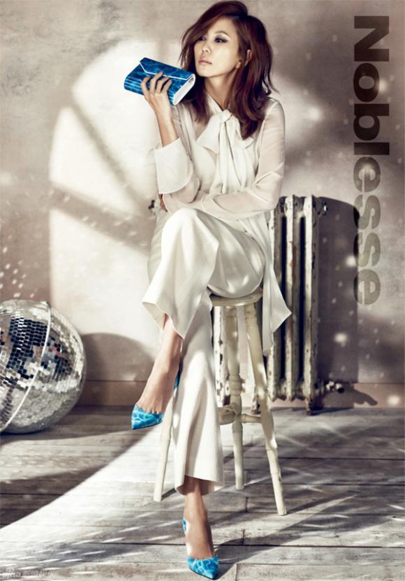Kim Nam Joo trẻ trung ở tuổi 43, Kim Nam Joo trên tạp chí, gia đình Kim Nam Joo