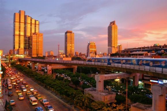 San Francisco, Bangkok, Địa danh du lịch