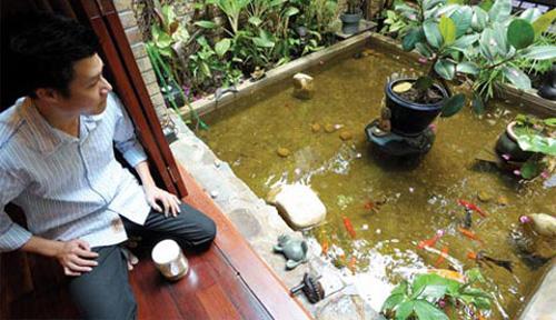 Đọ vẻ sang trọng nhà triệu đô của Sao Việt kì cựu - 11