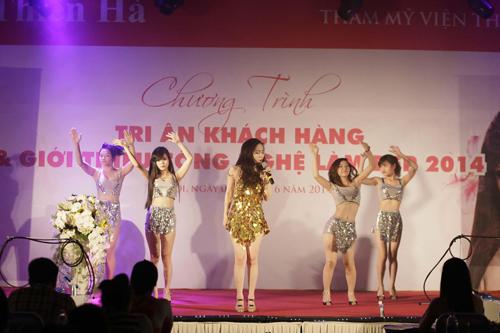 Thẩm mỹ viện Thiên Hà, Quỳnh Nga, Trị nám da, Làm trắng da