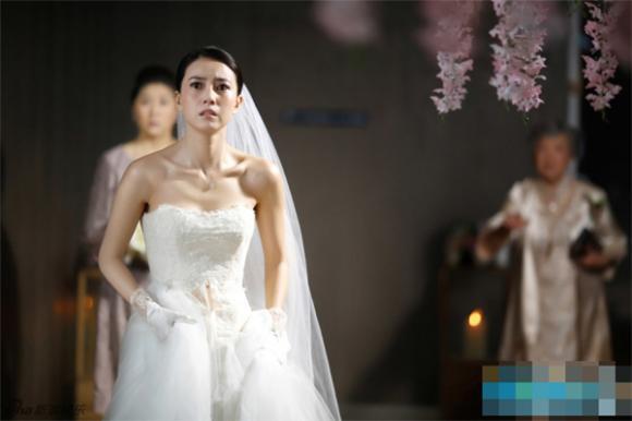 Cao Viên Viên trên tạp chí, ảnh cưới của Cao Viên Viên, ảnh cưới trong phim của Cao Viên Viên
