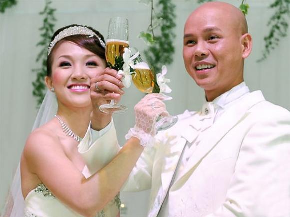 Cưới vợ,sao nam Viêt,sao Viêt lấy vợ,sao Việt lấy vợ hotgirl