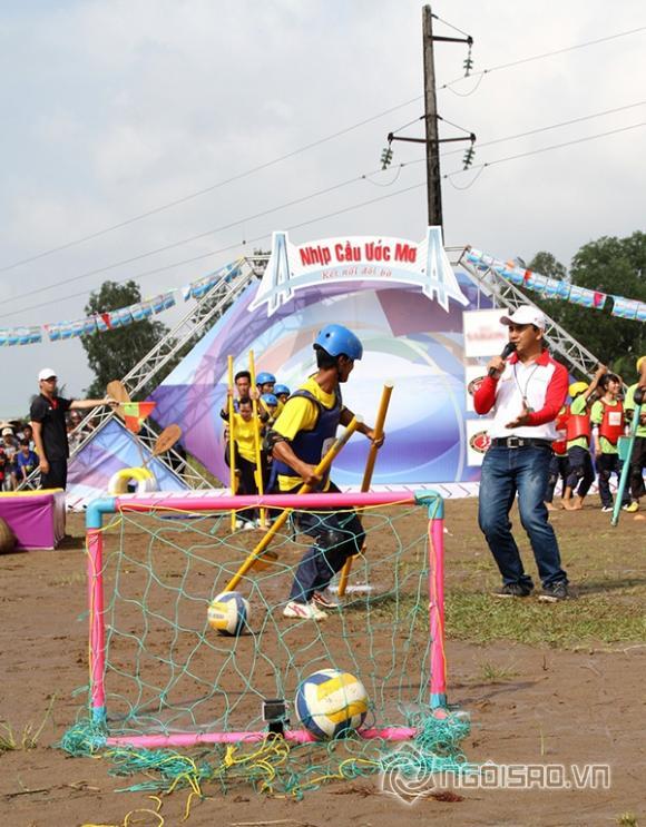 Quyền Linh, MC Quyền Linh, Trò chơi dân gian, gameshow nhân ái