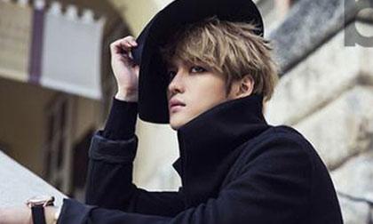 Kim Jaejoong,thành viên nhóm nhạc JYJ,nhà sao Hàn