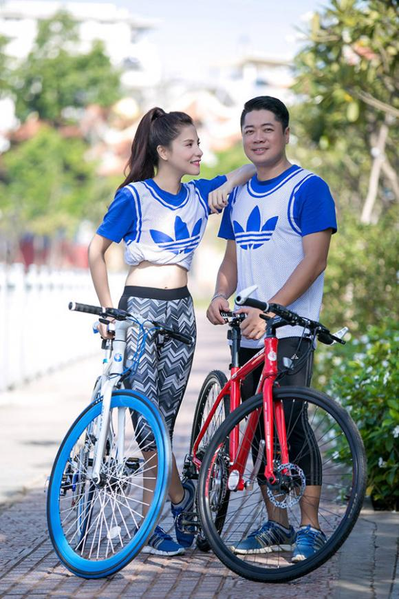 sao Việt, Kiwi Ngô Mai Trang, vợ chồng Kiwi Ngô Mai Trang, Cuộc đua kỳ thú 2014,  gia đình Kiwi Ngô Mai Trang