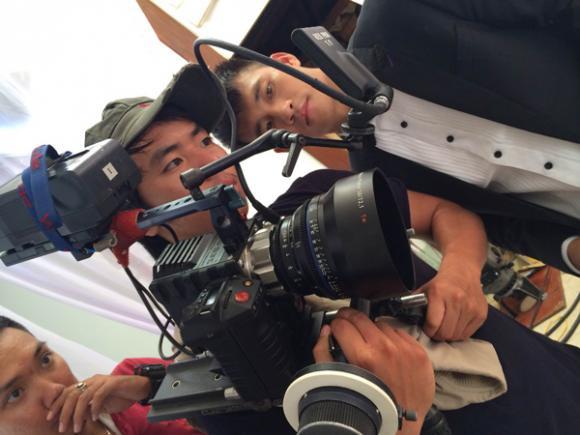 sao Việt, Thủy Tiên, Công Vinh - Thủy Tiên, Công Vinh góp mặt trong MV của Thủy Tiên,  đám cưới Công Vinh - Thủy Tiên