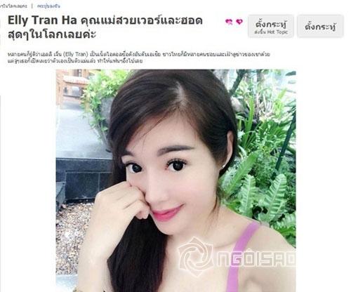mỹ nhân Việt,sao Việt được vinh danh,báo nước ngoài,Mai Phương Thúy,Ngọc Bích,Elly Trần