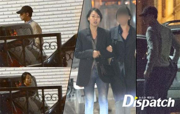 cặp đôi xứ Hàn tan vỡ,Kim Bum,Moon Geun Young,Gong Hyo Jin,Lee Soo Hyuk,Kim Min Hee,Lee Jung Jae