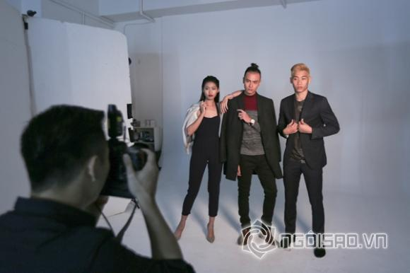 Duy Anh, Đăng Khánh, Quỳnh Châu sang Singapore , Vietnam's Next Top Model 2014