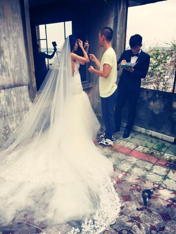 sao Việt, Thủy Tiên, Công Vinh - Thủy Tiên, đám cưới Công Vinh - Thủy Tiên, nhẫn cưới Công Vinh - Thủy Tiên,