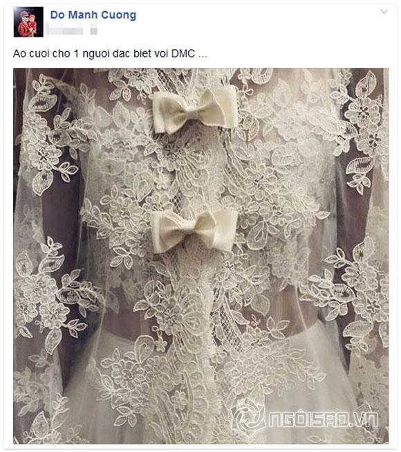 Lê Thúy,Đỗ An,áo cưới của Lê Thúy,Lê Thúy kết hôn,nàng thơ của Đỗ Mạnh Cường