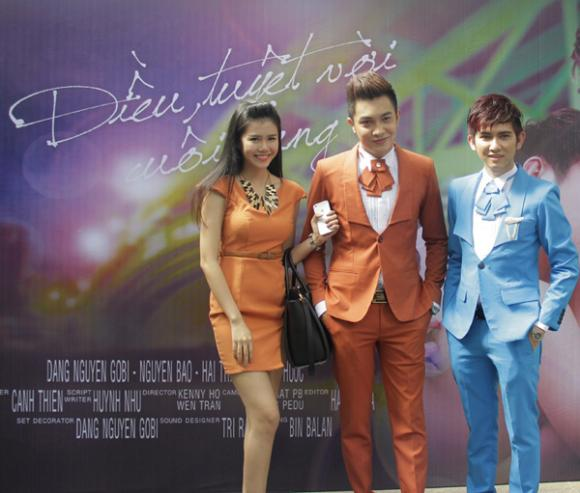 sao Việt, Phi Phụng, nghệ sĩ hài Phi Phụng, Phi Phụng ủng hộ con trai làm phim về đề tài đồng tính, bộ phim Điều tuyệt vời cuối cùng