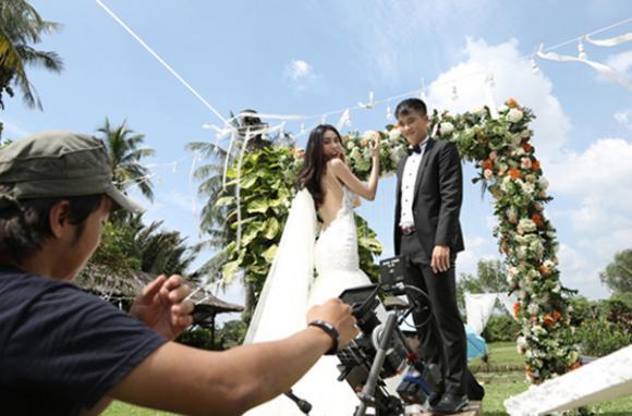 đám cưới Công Vinh - Thủy Tiên, sao Việt, Thủy Tiên, Công Vinh - Thủy Tiên, nhẫn cưới Công Vinh - Thủy Tiên,