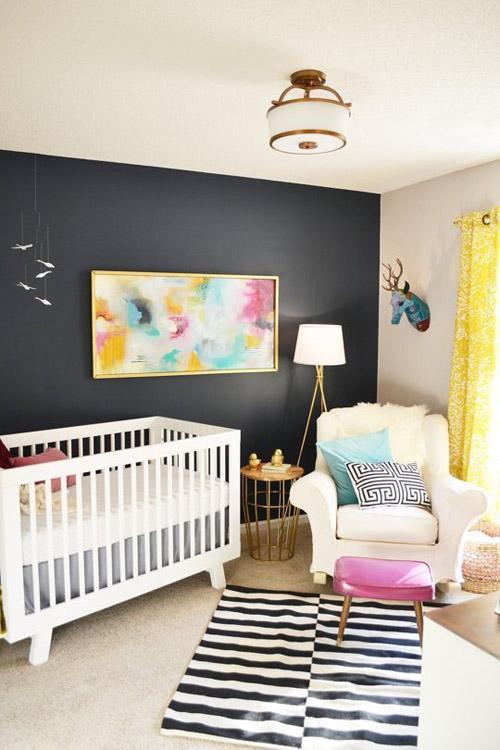 10 phòng ngủ bé con được yêu nhất 2014 - 1