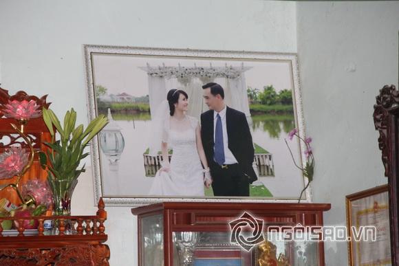 em gái Công Vinh, em gái Công Vinh sau đám cưới, em gái Công Vinh trong đám cưới anh, đám cưới Công Vinh