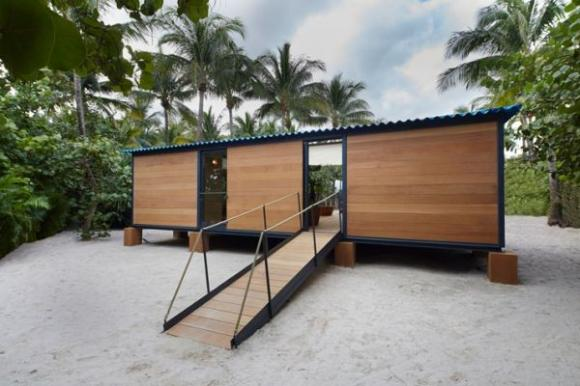 Ngôi nhà ven biển cực đẹp được hãng Louis Vuitton hiện thực hóa 1