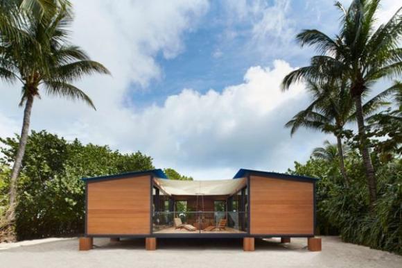 Ngôi nhà ven biển cực đẹp được hãng Louis Vuitton hiện thực hóa 2