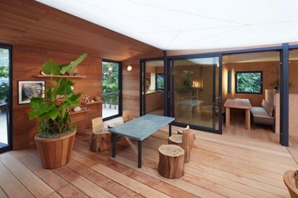Ngôi nhà ven biển cực đẹp được hãng Louis Vuitton hiện thực hóa 3