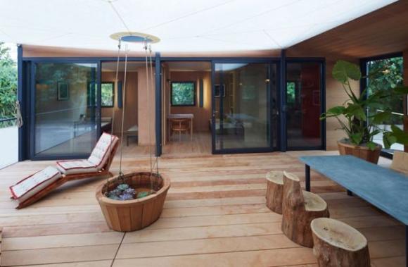 Ngôi nhà ven biển cực đẹp được hãng Louis Vuitton hiện thực hóa 5