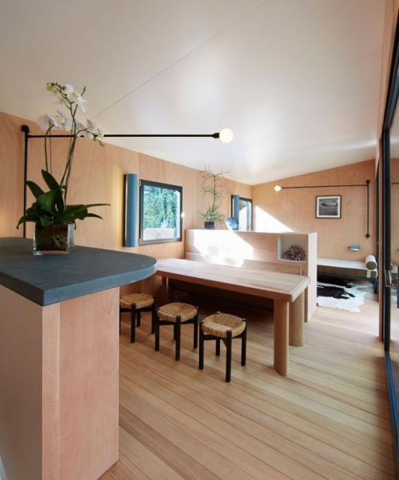 Ngôi nhà ven biển cực đẹp được hãng Louis Vuitton hiện thực hóa 8