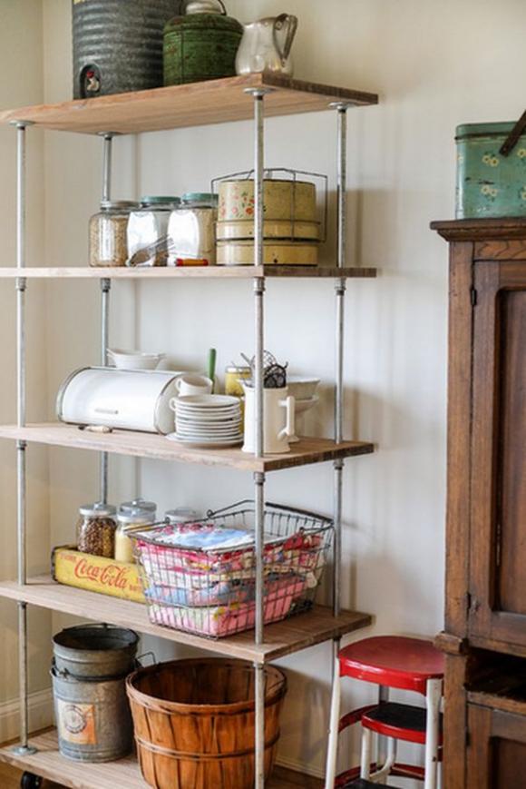 11 y tuong don gian va thiet thuc de tan trang phong bep  jpg0 Chia sẻ 11 ý tưởng đơn giản và thiết thực để tân trang phòng bếp