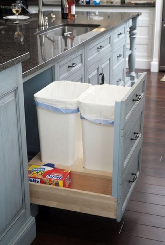 11 y tuong don gian va thiet thuc de tan trang phong bep  jpg6 Chia sẻ 11 ý tưởng đơn giản và thiết thực để tân trang phòng bếp