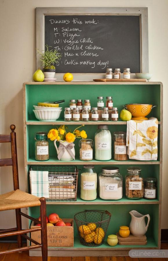 11 y tuong don gian va thiet thuc de tan trang phong bep  jpg7 Chia sẻ 11 ý tưởng đơn giản và thiết thực để tân trang phòng bếp