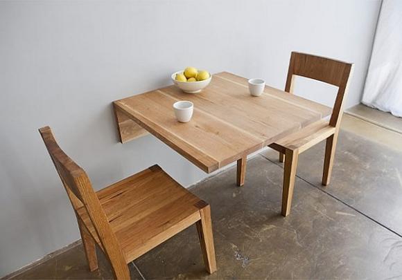 nhung mon noi that go tien dung cho nha chat jpg7 Cùng nhìn qua những món gỗ tiện dụng cho nhà chật