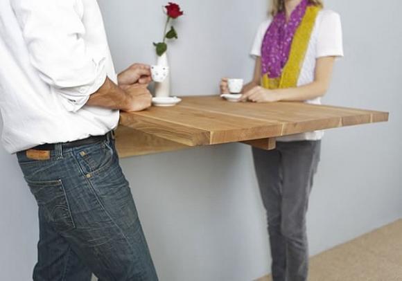 nhung mon noi that go tien dung cho nha chat jpg8 Cùng nhìn qua những món gỗ tiện dụng cho nhà chật