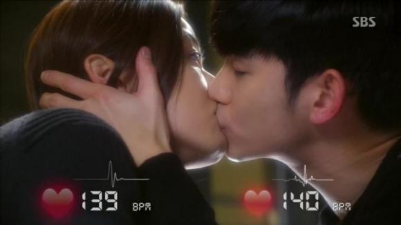 Những khoảnh khắc lãng mạn của cặp đôi