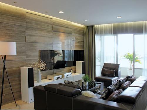 1393605227 1 jpg0 Ngỡ ngàng với ngôi nhà được trang trí đẹp mỹ miều với giấy và đá