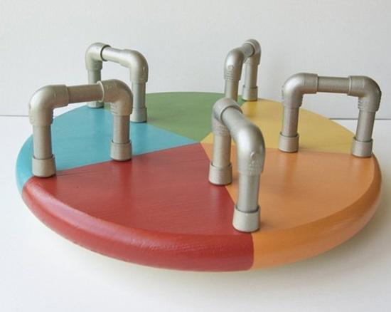 Mặt bàn xoay - món đồ đa dụng nên có trong nhà 8