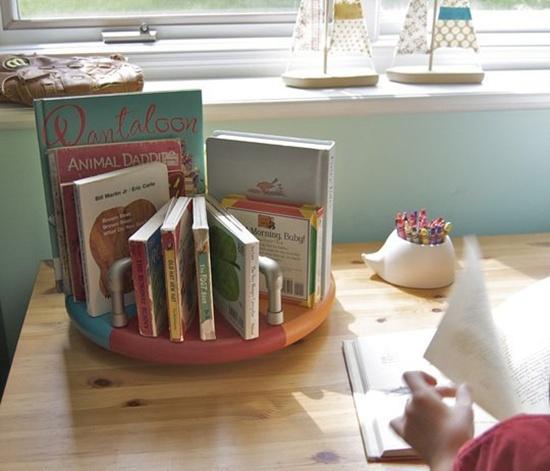 Mặt bàn xoay - món đồ đa dụng nên có trong nhà 10