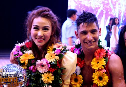 Bước nhảy hoàn vũ 2014,Thu Thủy,Ngân Khánh,Đêm chung kết bước nhảy hoàn vũ 2014