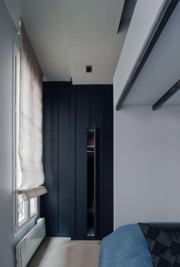 can ho 27m ca tinh voi 7 phan khong gian rieng biet jpg10 Thiết kế nội thất căn hộ 27m² cá tính với 7 phần không gian riêng biệt