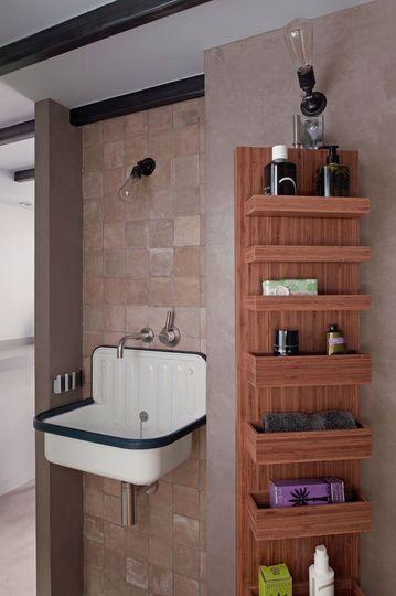 can ho 27m ca tinh voi 7 phan khong gian rieng biet jpg3 Thiết kế nội thất căn hộ 27m² cá tính với 7 phần không gian riêng biệt