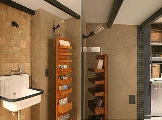 can ho 27m ca tinh voi 7 phan khong gian rieng biet jpg4 Thiết kế nội thất căn hộ 27m² cá tính với 7 phần không gian riêng biệt