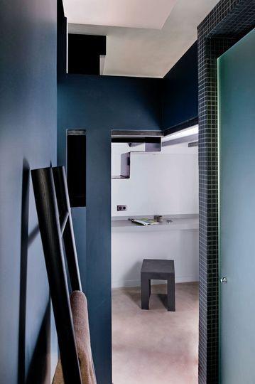 can ho 27m ca tinh voi 7 phan khong gian rieng biet jpg7 Thiết kế nội thất căn hộ 27m² cá tính với 7 phần không gian riêng biệt