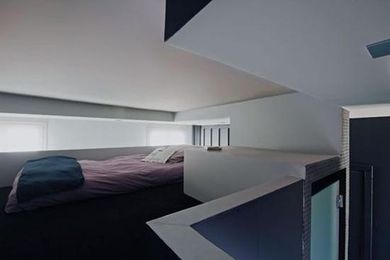can ho 27m ca tinh voi 7 phan khong gian rieng biet jpg9 Thiết kế nội thất căn hộ 27m² cá tính với 7 phần không gian riêng biệt