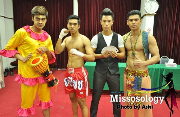 Hữu Vi,Người mẫu Hữu Vi,Mister Global 2014
