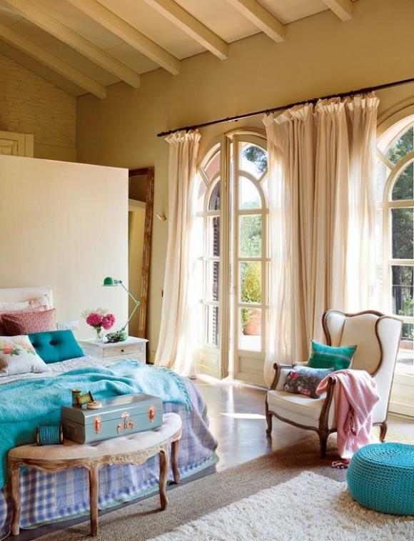 Ngỡ ngàng với phòng ngủ đẹp như bước ra từ truyện cổ tích 2