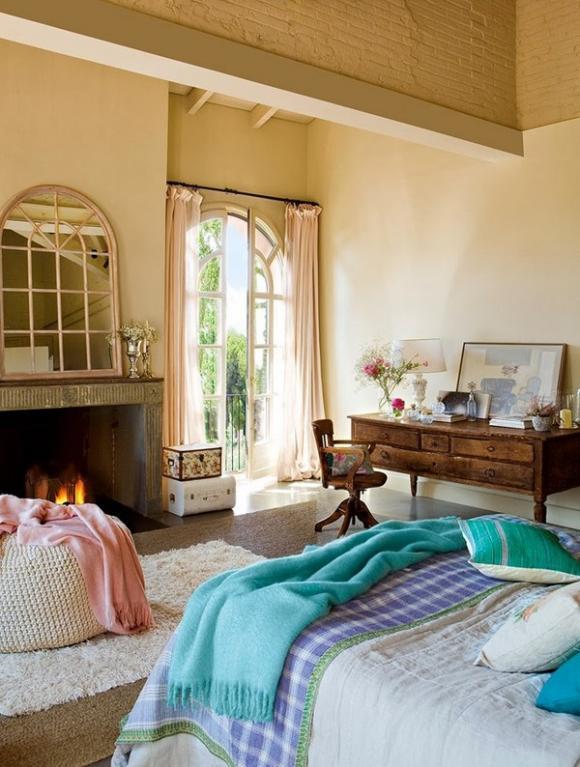 Ngỡ ngàng với phòng ngủ đẹp như bước ra từ truyện cổ tích 3